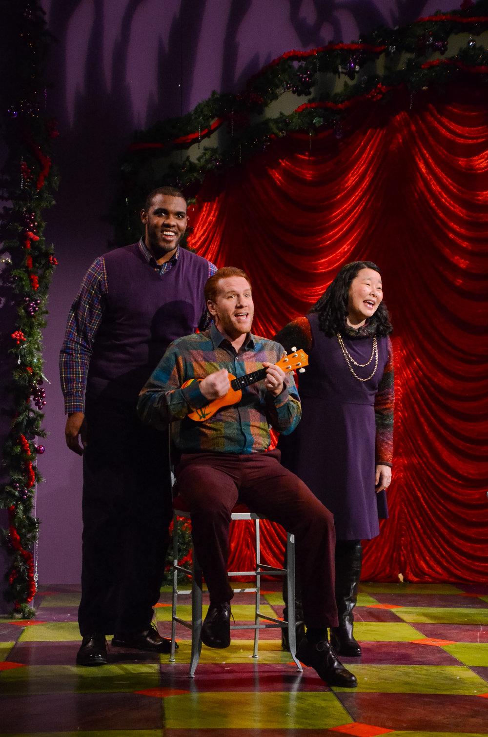 A CHRISTMAS CAROLE PETERSON  Theater Latte Da 2016
