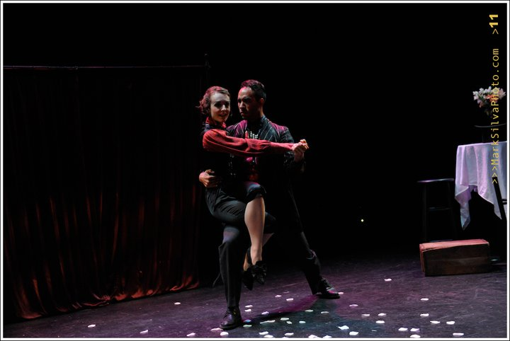 The Dadaist tango in Manifesto! with Happenstance Theater