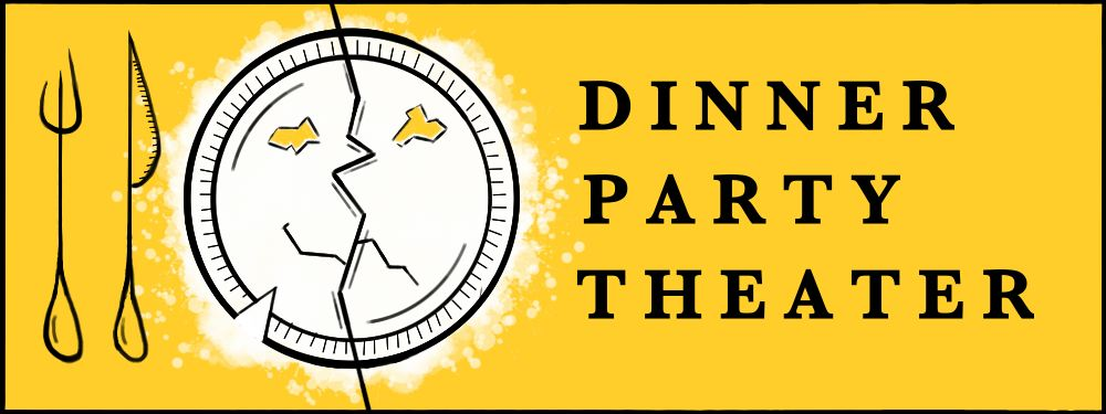 Logo Design: Dinner Party Theater