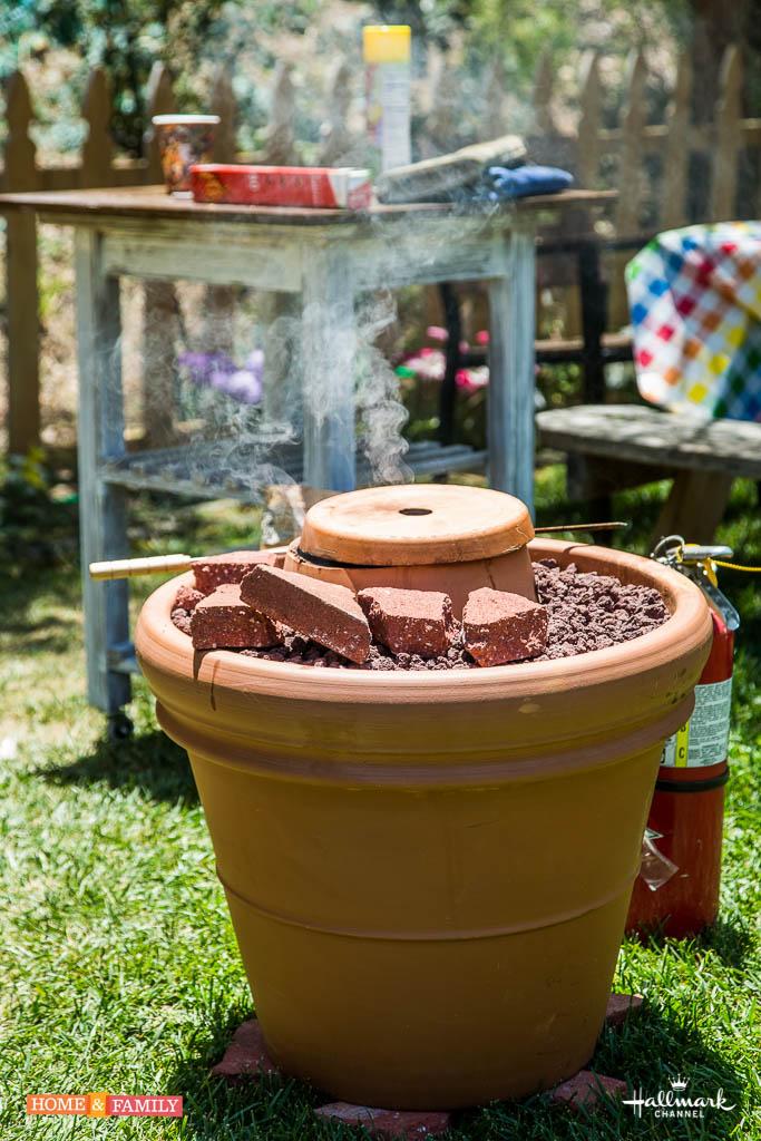 Backyard Tandoor diy tandoor oven — renegade kitchen