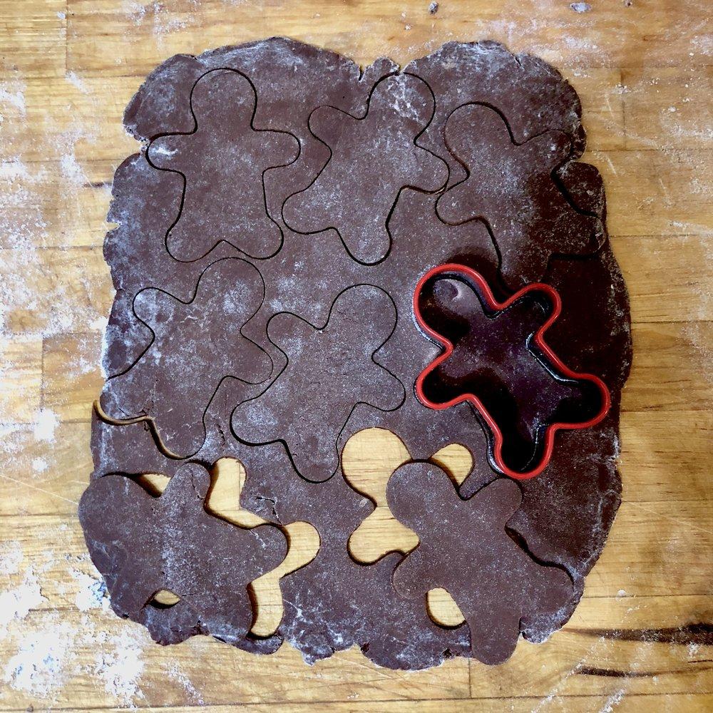 Cookie cutter!