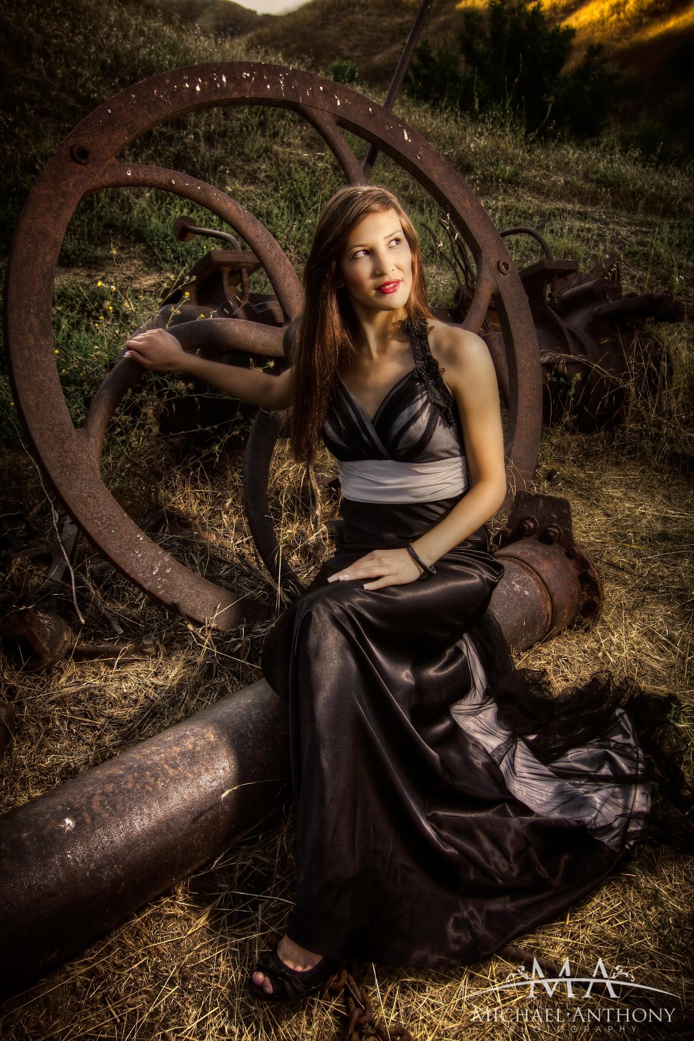 Los Angeles Fashion Style Portrait Photographer