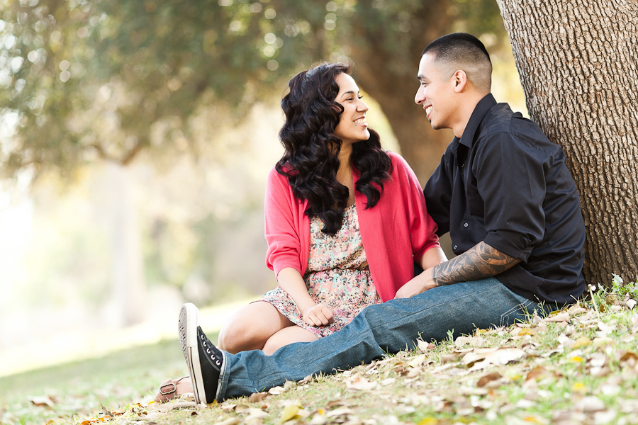 , Winter Engagement Session Contest Winners, Christie and Ziggy | Los Angeles Engagement Photographer