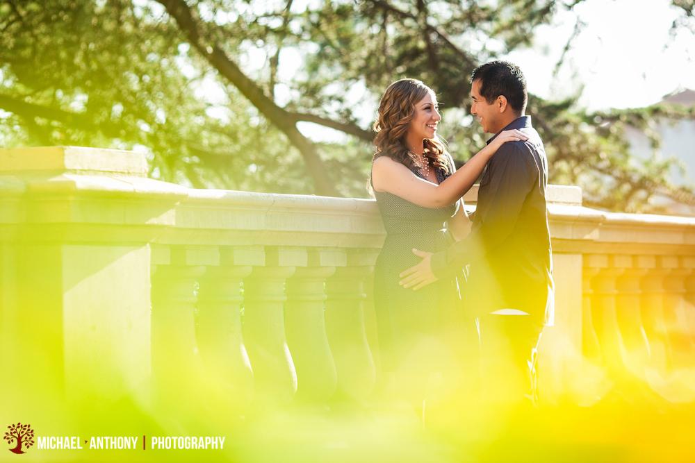 UCLA Engagement Photos