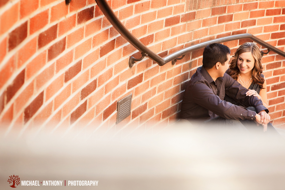 , Richell and Randal's UCLA Engagement Session in Los Angeles | Santa Clarita Engagement Photographers