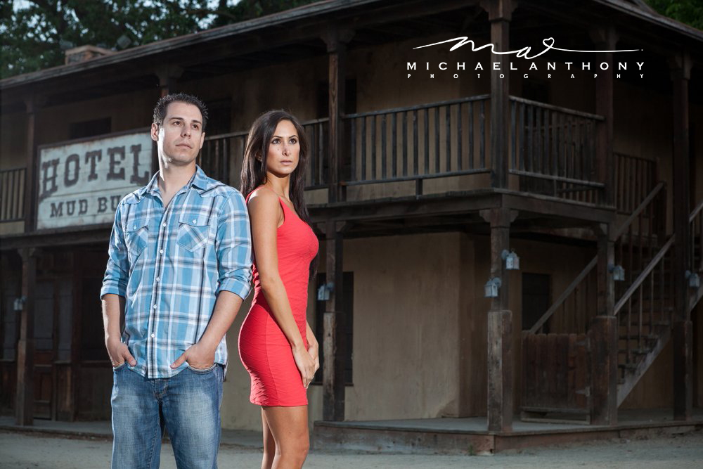 , Annie and John | Paramount Ranch Engagement Photography | Santa Clarita, Valencia CA Photographers