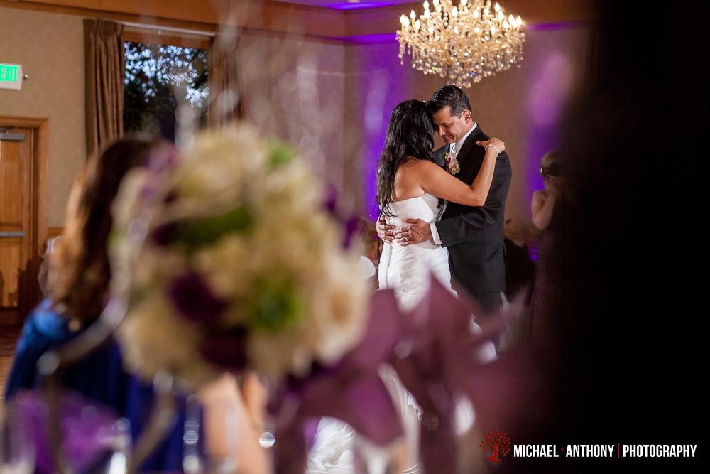 Wedding Reception Lighting photograph