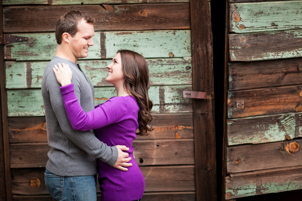 Mentryville Engagement Session Photos (1 of 18)