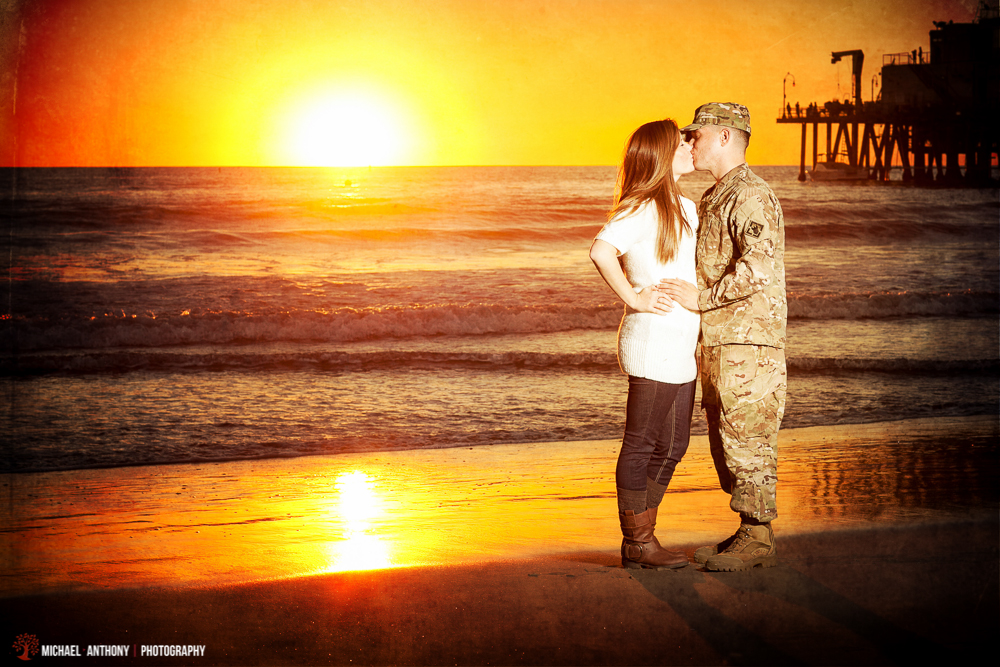 Santa Monica Engagement Session Photos (7 of 12)