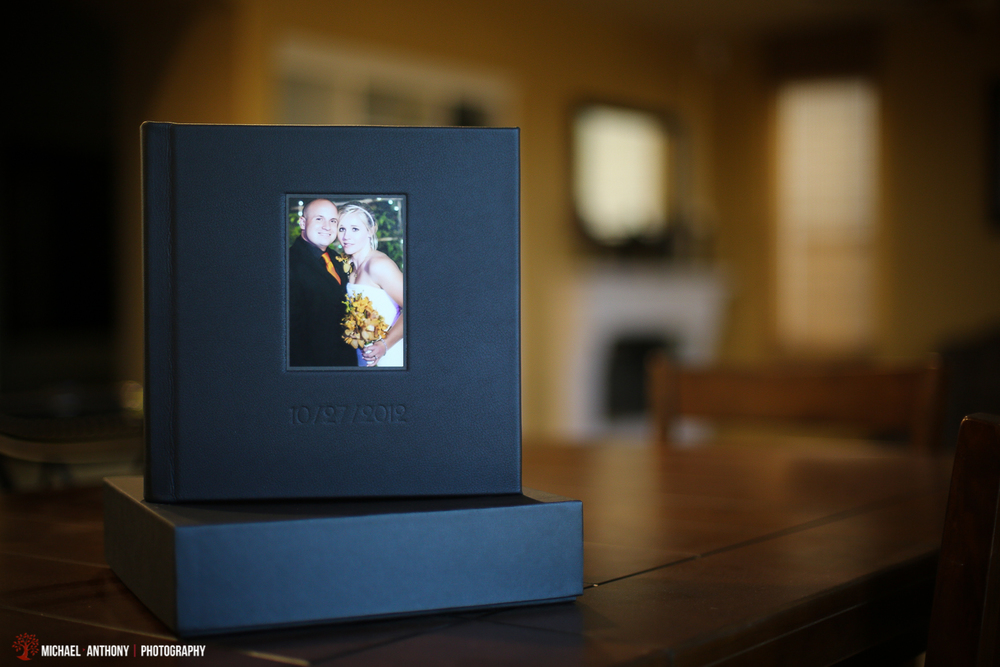 Leather Craftsmen Wedding Albums