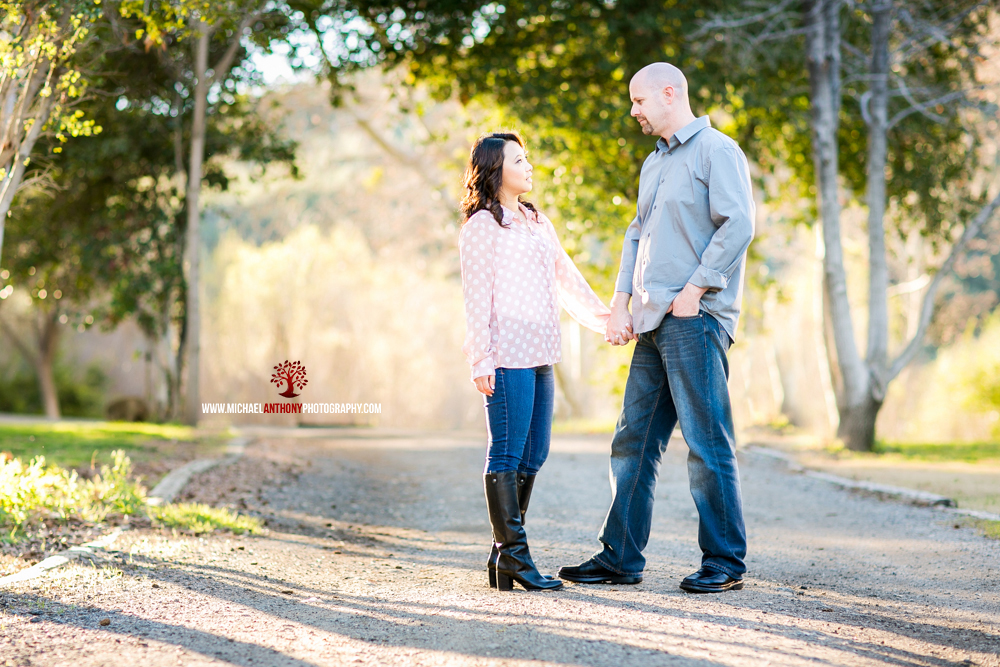Towsley Canyon - Ed Davis Park Engagement Photos (6 of 21)