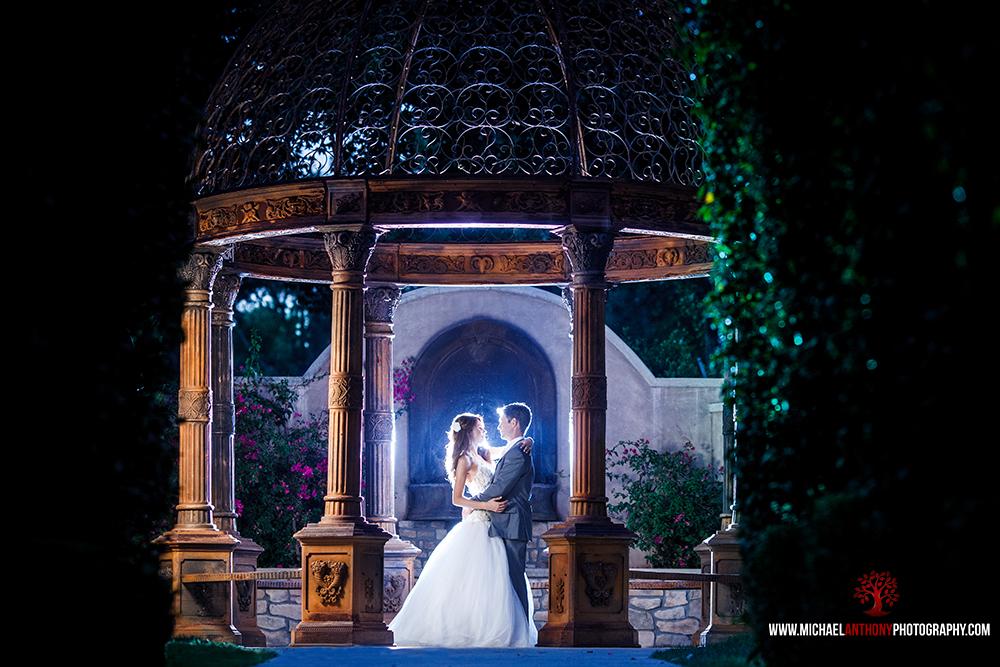 A Wedding Photo in Valencia, Ca