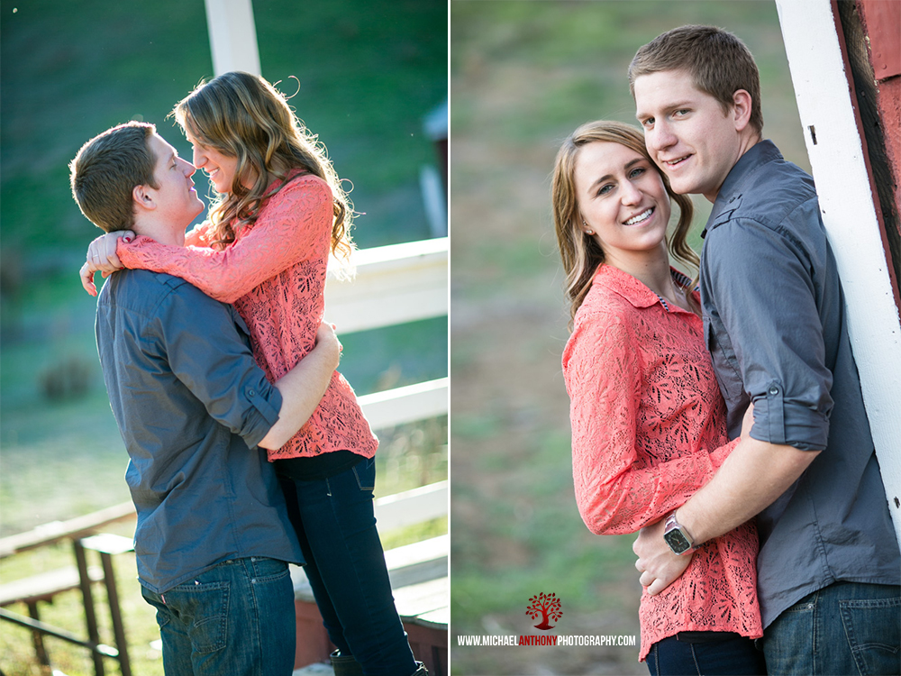, Mentryville Engagement Photography | James and Dani | Valencia Wedding Photographer