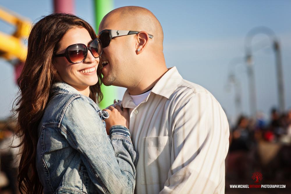 Santa Monica Pier Engagement Session Photos (18 of 29)