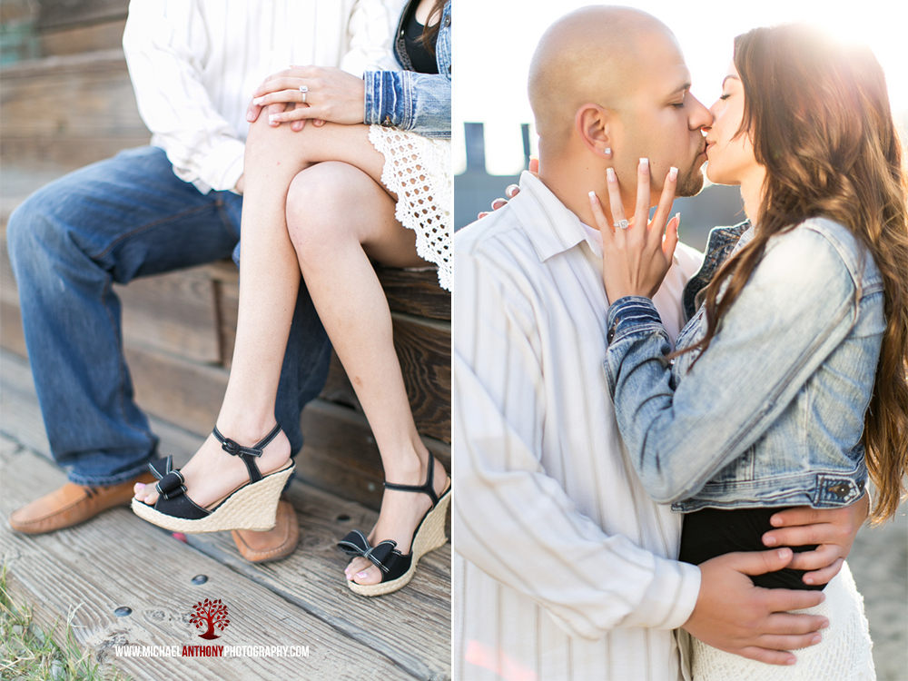 , Dalia and Carlos | Santa Monica Engagement Session in Los Angeles | Valencia, Antelope Valley Wedding Photographers