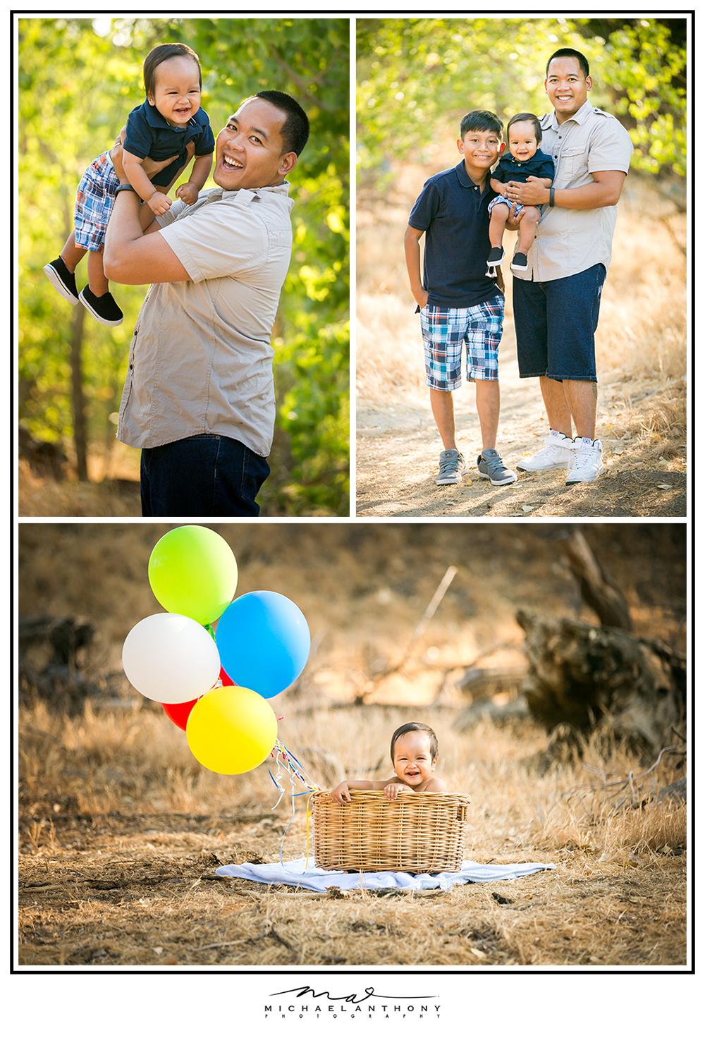 Valencia Family Photo Session