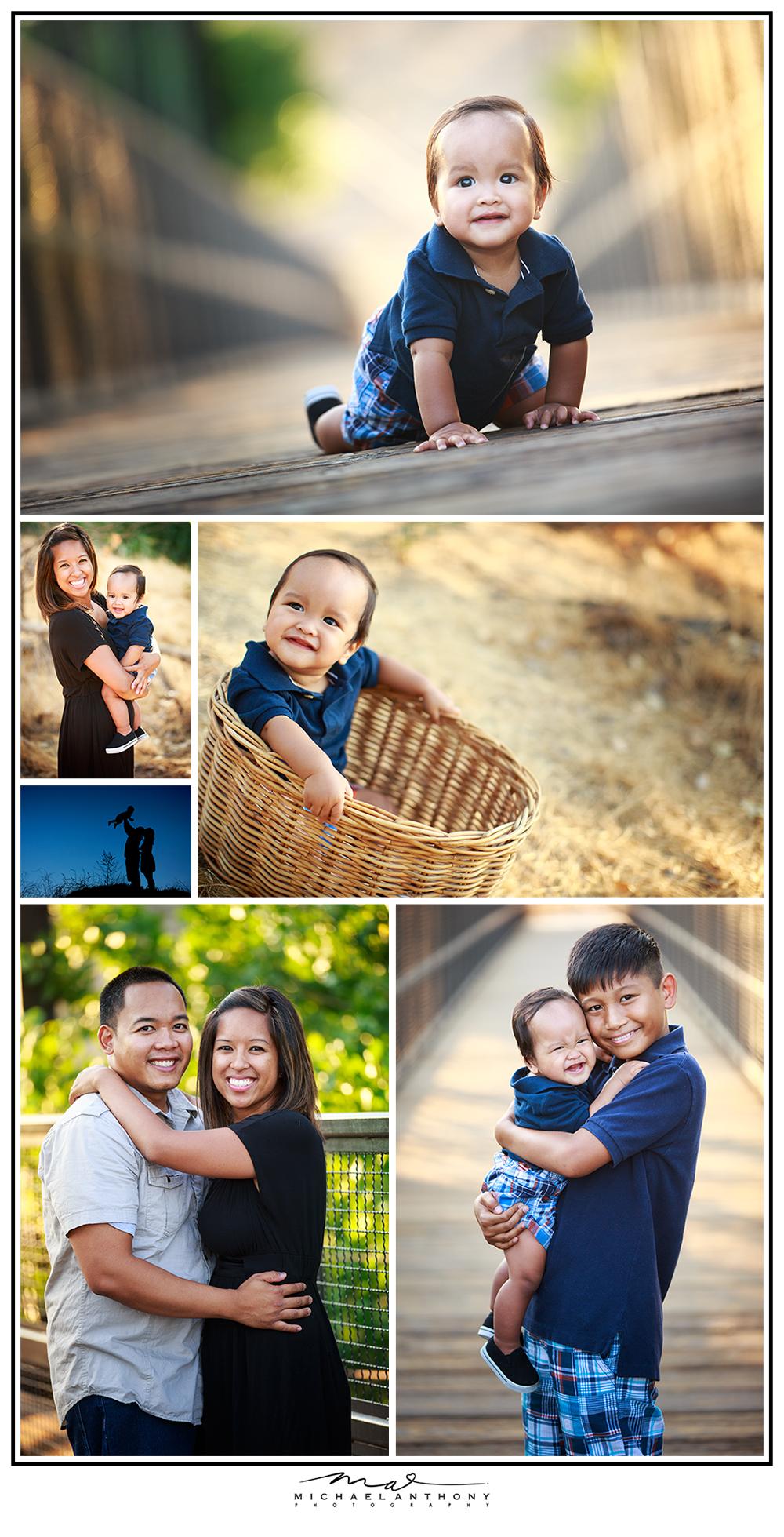 Santa Clarita Family Photo session