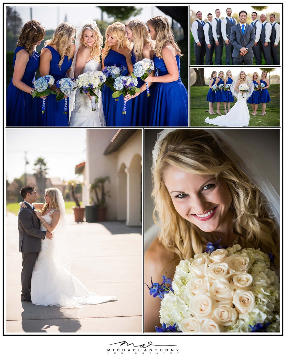 Meadowlark Golf Course Wedding Photos