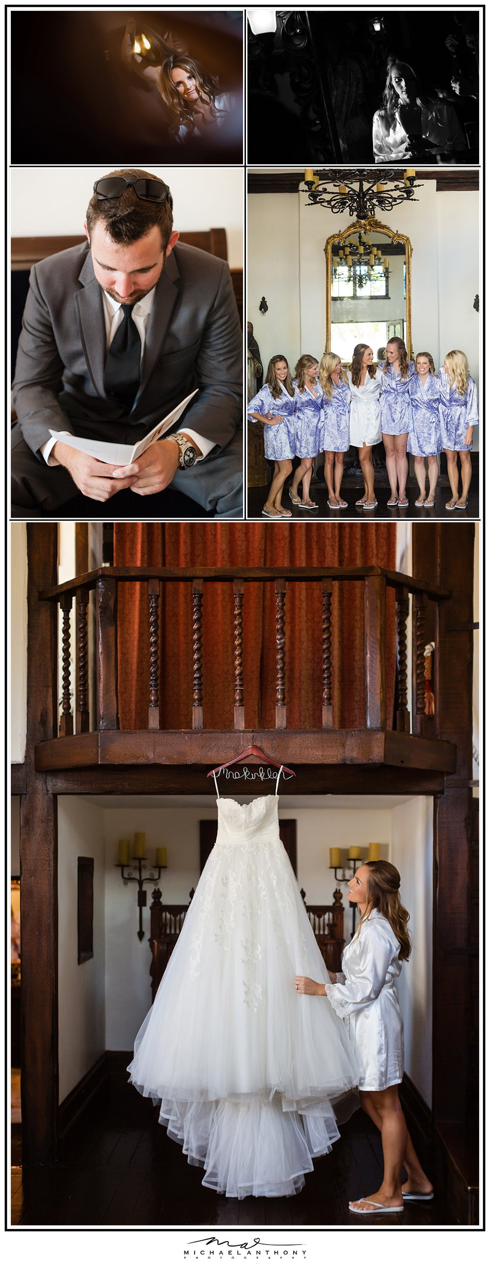 Wedding at The Villa San Juan Capistrano