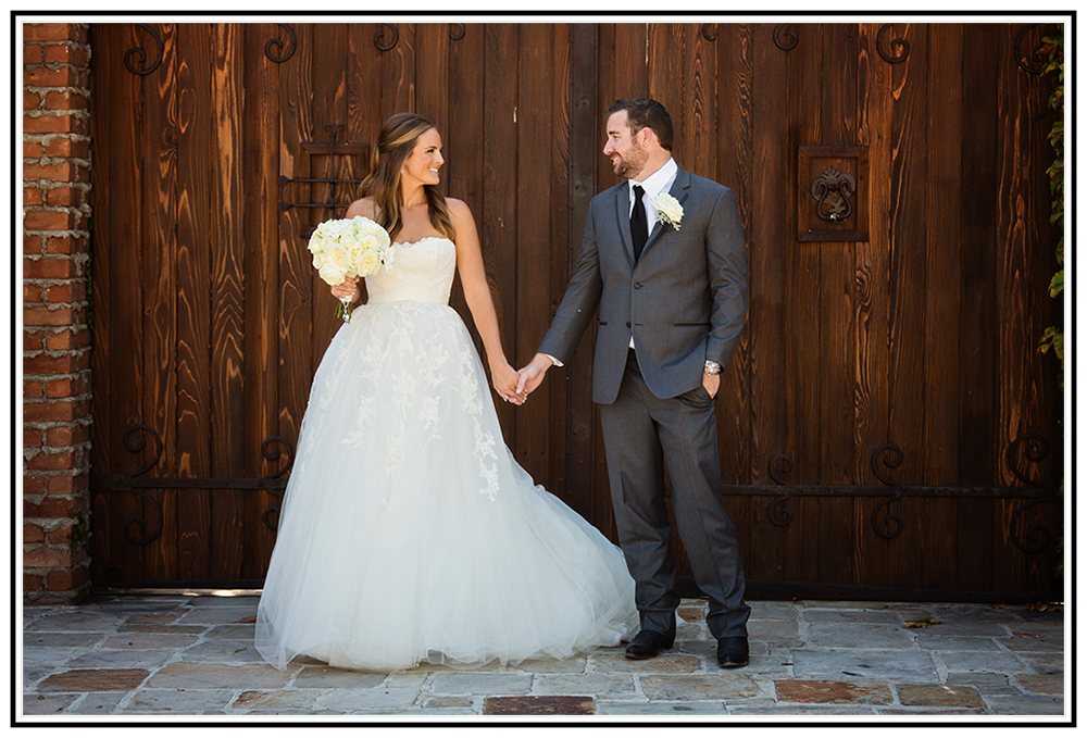 The Villa San Juan Capistrano Wedding Photos