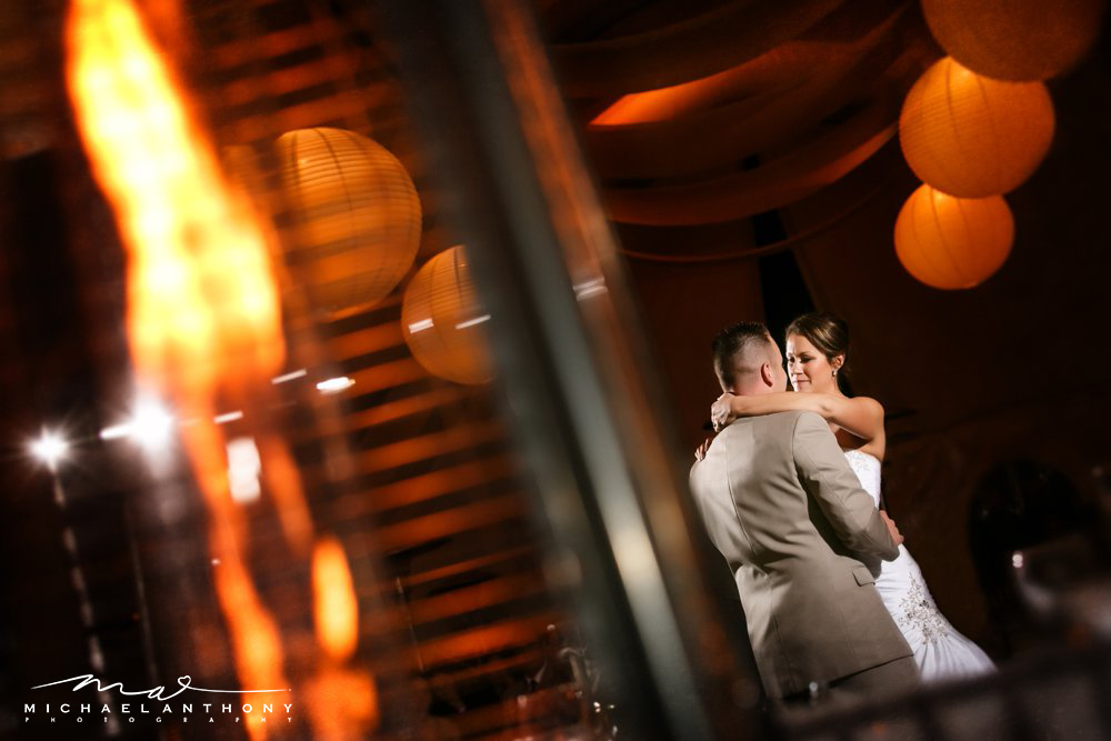 A first dance shot using the fire warmers as well as off camera lighting & Being Different | Creative Lighting First Dance | Los Angeles ... azcodes.com