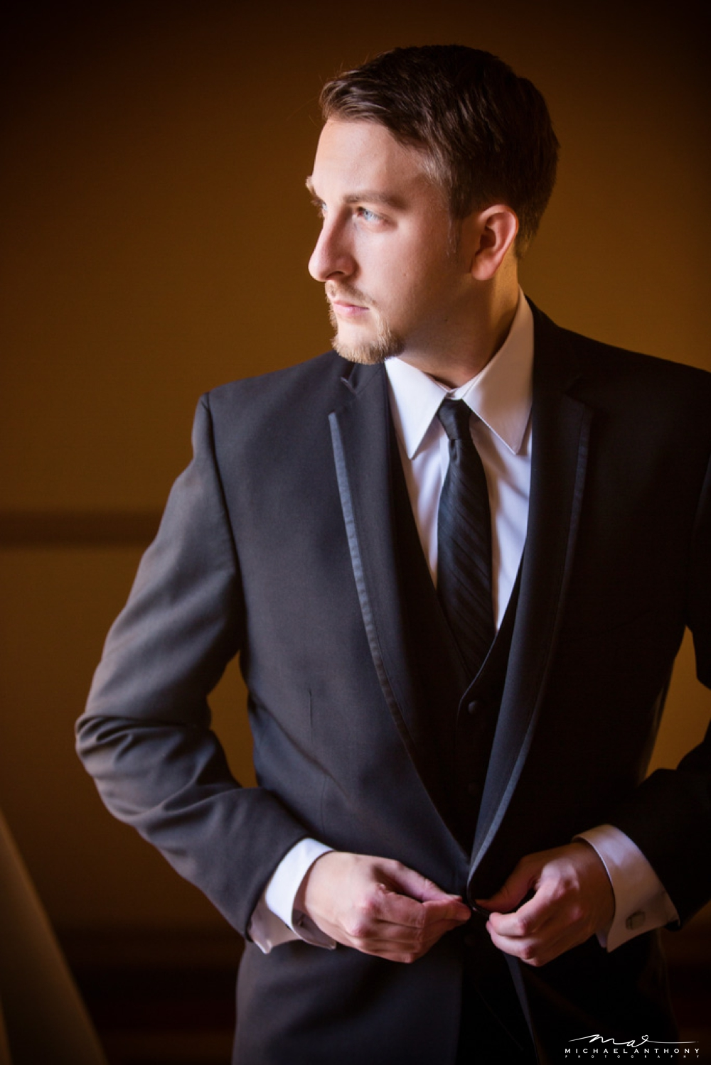 groom-getting-ready-pasadena