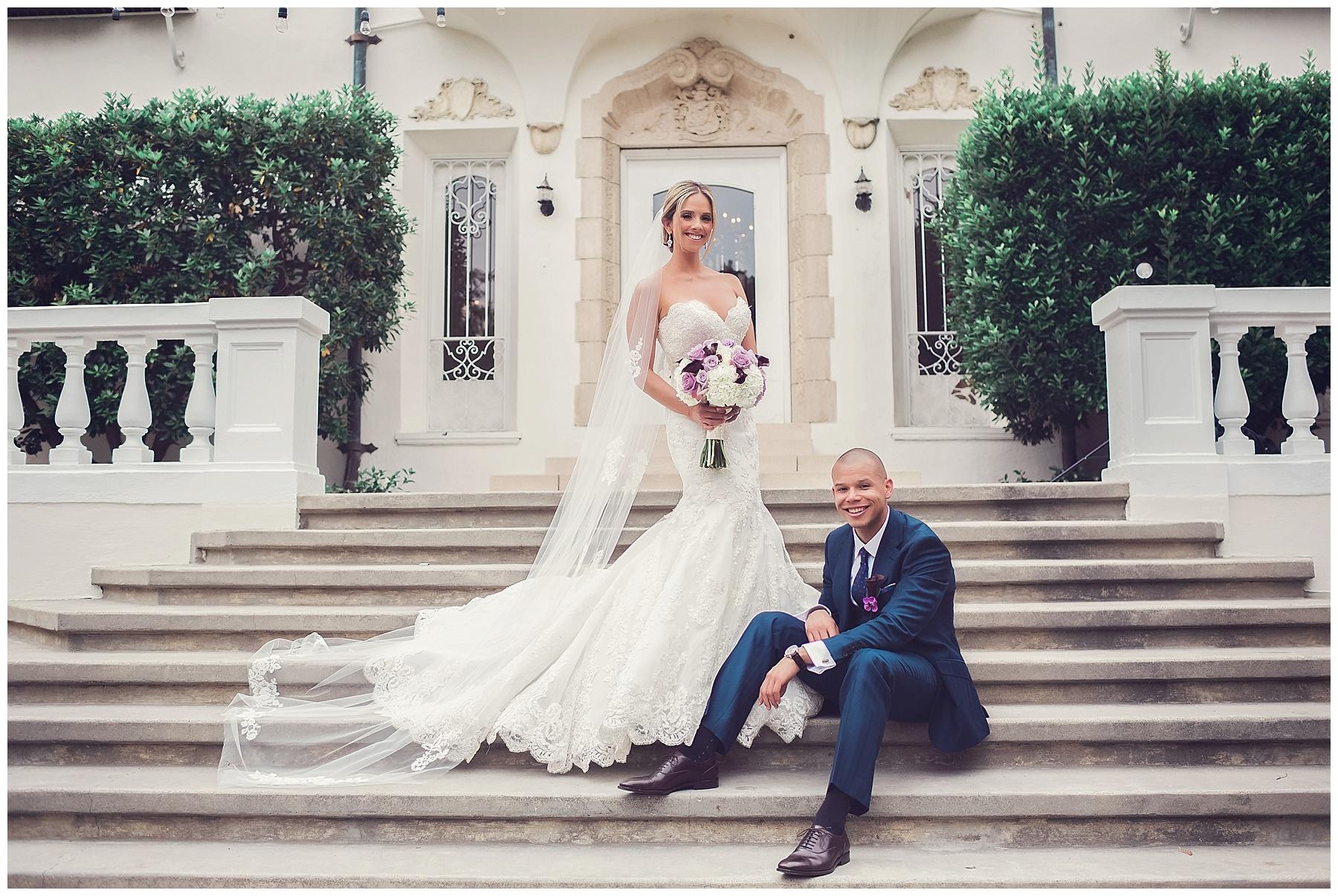 Wedding Photography Pasadena Ca: Ambassador Mansion Wedding