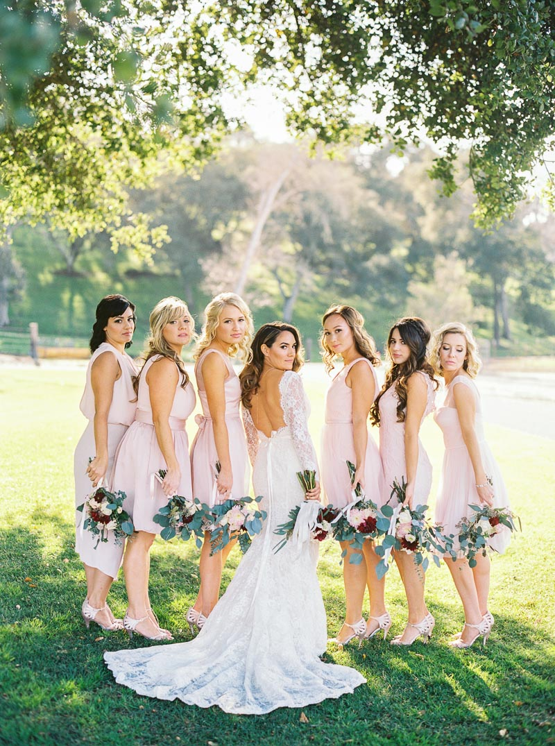 Thousand Hills Ranch wedding