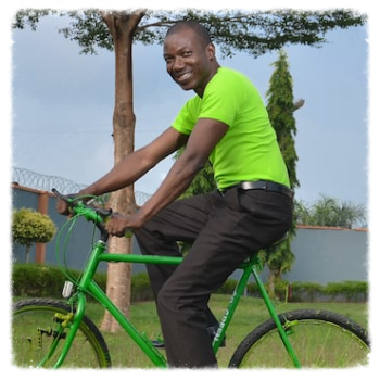 Olukoya Ogen The Green Ambassador