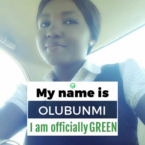 Officially-green