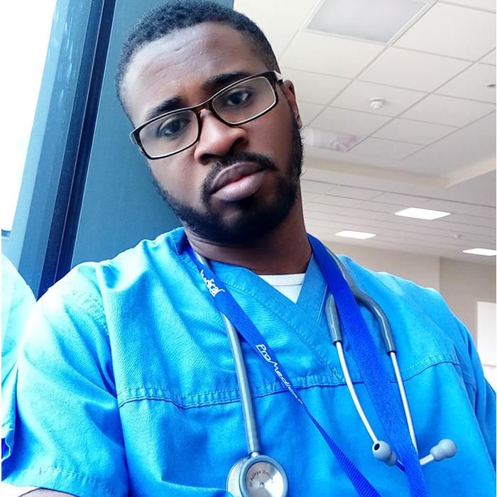 Ayokunle Ajileye - ENVIRONMENTAL HEALTH