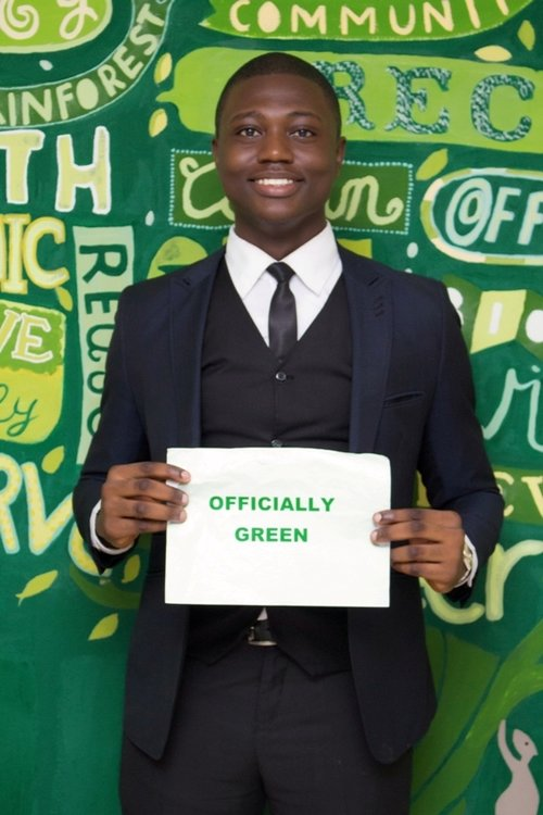 Samson David - GCI Campus Rep, University of Lagos