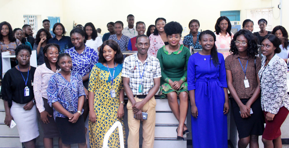 On the 20th of September, Dr Adenike Akinsemolu honored the invitation from the Microbiology Department of Babcock University, one of the leading universities in Nigeria, where she gave a Seminar presentation titled  The Role Of Microorganisms In Achieving the Sustainable Development Goals . During the presentation, she demonstrated to the students how and what a Seminar Presentation should look like, and various strategies to engage and capture the attention of the audience. The presentation lasted for about 30 minutes with the questions and answers session Inclusive.