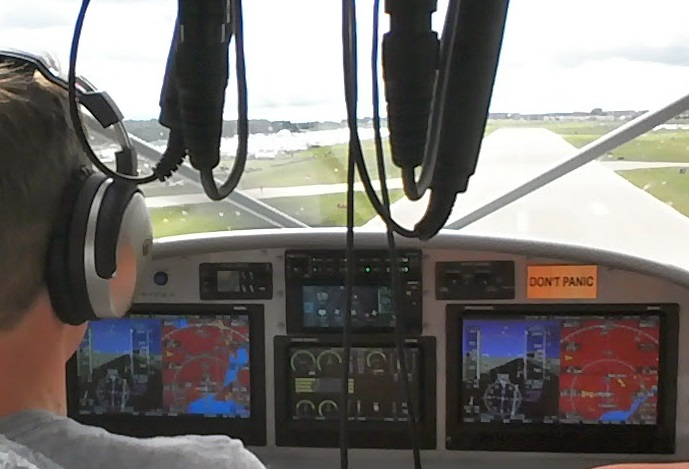 We think that your avionics should make flying easier. Learn more about why SkyView's Pilot interfaces are the best in the industry →
