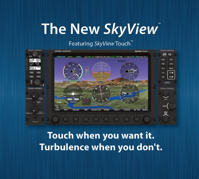What is The New SkyView? See the new brochure→