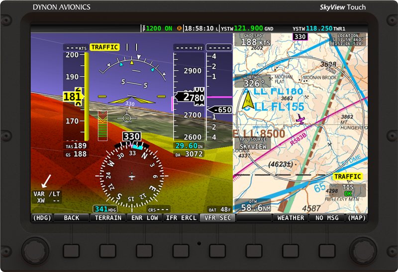 SkyView 13.0 - Terrain Alerting plus Charts in Europe, Australia, and New Zealand