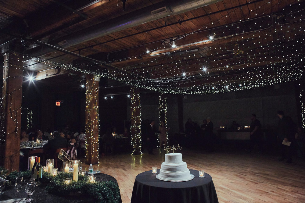 F&A Wedding 2016 - This wedding took place in December in Dumbo, Brooklyn. It was a night of lights and candle lights. This radient couple was so much fun to work with.