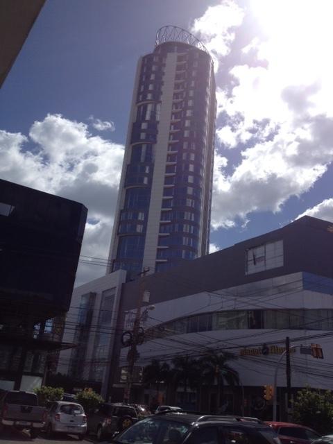 The seminar in Dominican Republic located in the tallest building in Santo Domingo