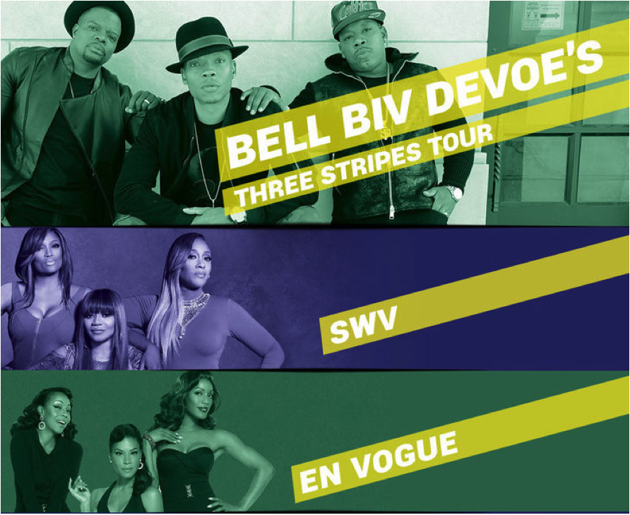 LIVE REVIEW: BELL BIV DEVOE, SWV AND EN VOGUE TAKE OVER BROOKLYN'S