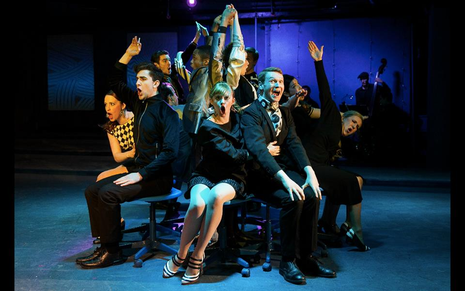 Merrily We Roll Along at Pace University