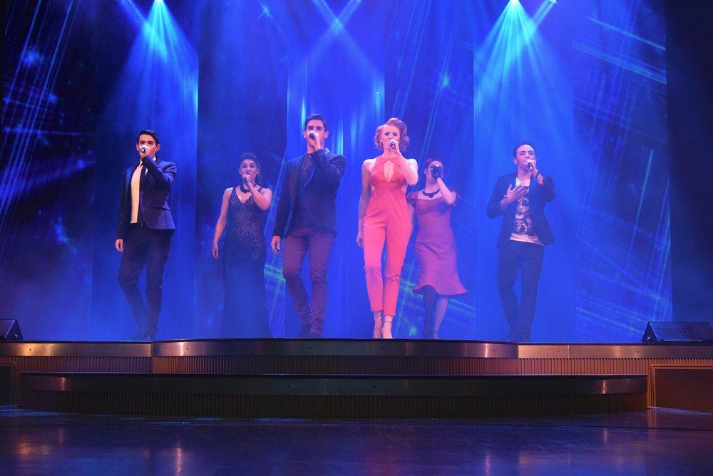 Aida Stars show on Aidamar 2017