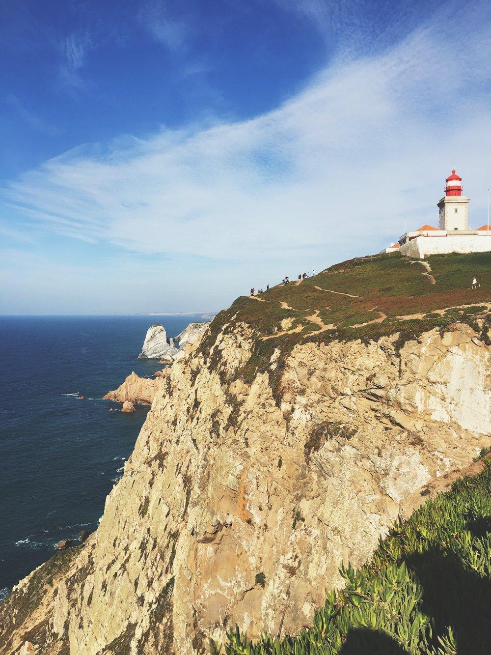 - Cabo da roca