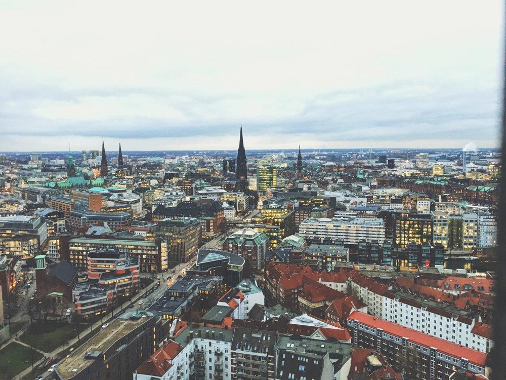 - Hamburg, my love