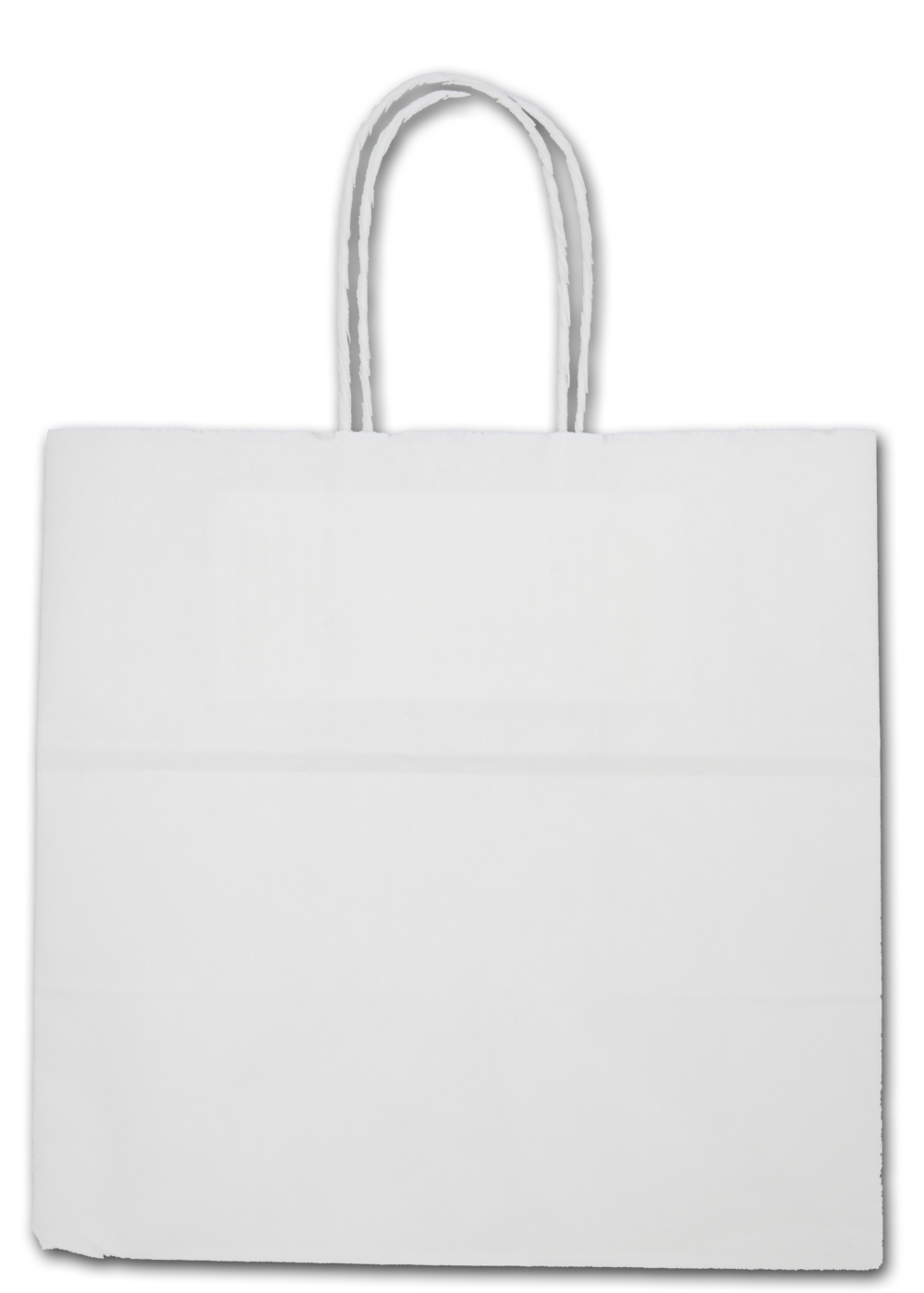 White Square Gift Bags Pretty In Ink Stamps