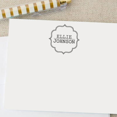 STAMPABLE STATIONERY