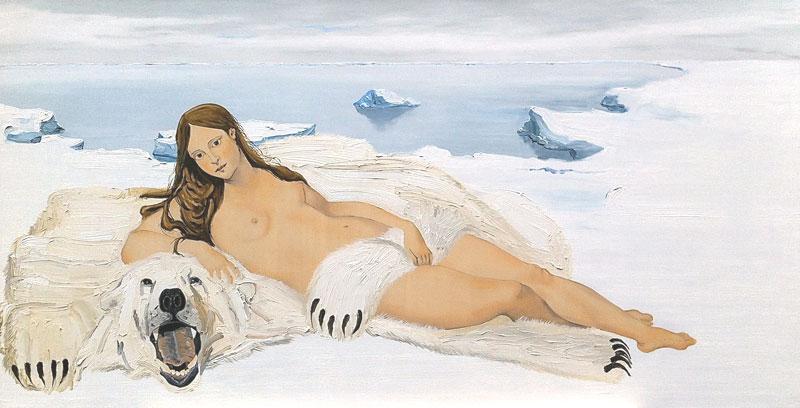 Venus Ursus (after Titian)