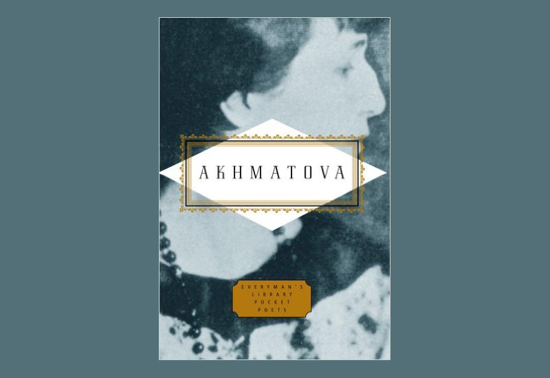 Akhmatova Poems, Everyman's Library Pocket Poets