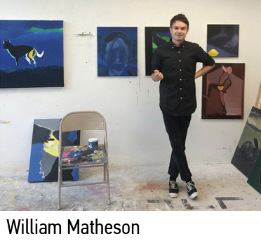 William Matheson interview