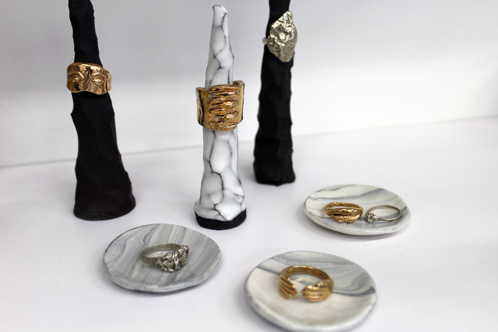 Myranda Gillies rings