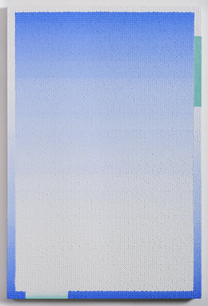 Infinity Pool , 2015, oil on canvas, 36 x 24""